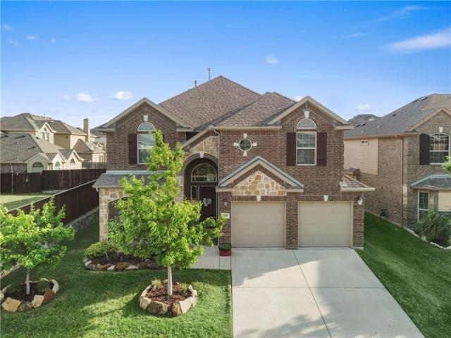 13909 Blueberry Hill Drive, Little Elm, TX 75068 (MLS #14064056) :: RE/MAX Landmark