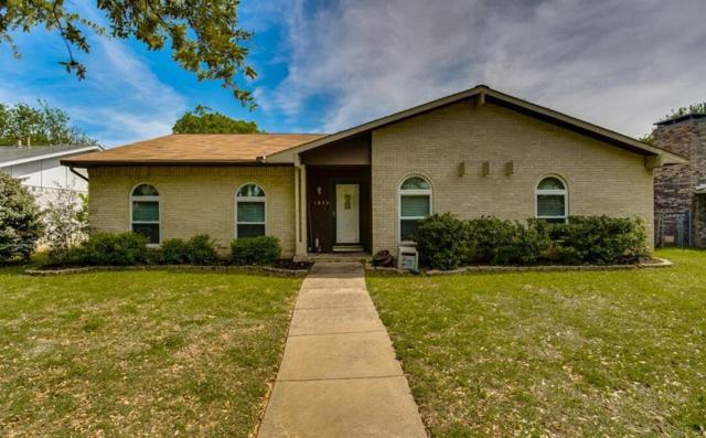 1832 Castille Drive, Carrollton, TX 75007 (MLS #14064120) :: The Paula Jones Team | RE/MAX of Abilene