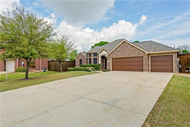 1331 Canyon Creek Road, Wylie, TX 75098 (MLS #14064133) :: The Heyl Group at Keller Williams