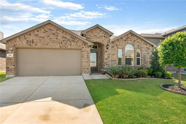 709 Cheyenne Drive, Aubrey, TX 76227 (MLS #14064218) :: Real Estate By Design
