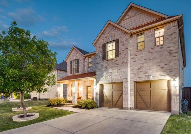2624 Leisure Lane, Little Elm, TX 75068 (MLS #14064228) :: The Good Home Team