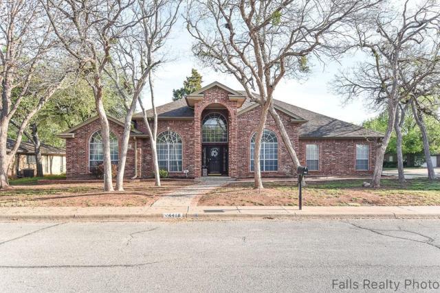 4418 Shady Lane, Wichita Falls, TX 76309 (MLS #14064234) :: RE/MAX Town & Country