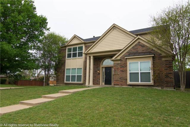 2101 Clearwater Trail, Carrollton, TX 75010 (MLS #14064235) :: RE/MAX Landmark