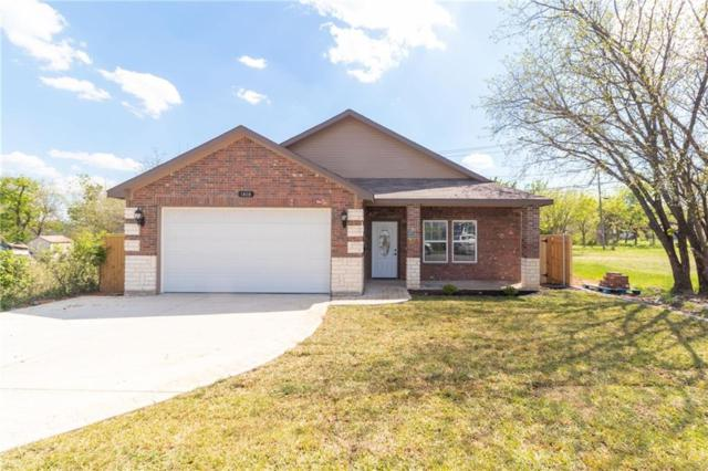1408 E Morphy Street, Fort Worth, TX 76104 (MLS #14064265) :: Real Estate By Design