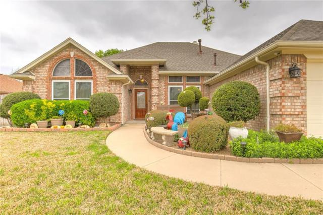 316 Woodcrest Drive, Saginaw, TX 76179 (MLS #14064307) :: RE/MAX Town & Country
