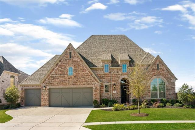 2901 Santa Anita, Celina, TX 75009 (MLS #14064311) :: Real Estate By Design