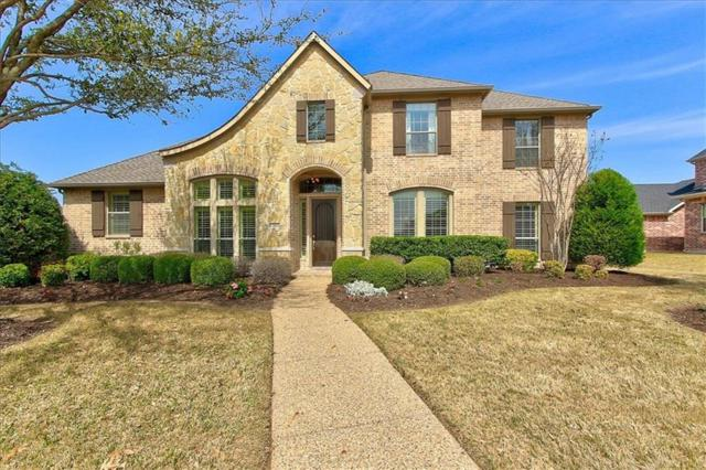 12111 Flynt Drive, Frisco, TX 75035 (MLS #14064321) :: The Heyl Group at Keller Williams