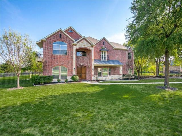 2733 Timber Trail, Lucas, TX 75002 (MLS #14064333) :: Frankie Arthur Real Estate
