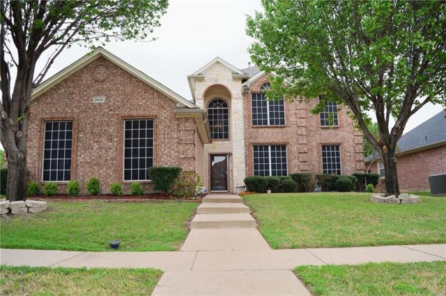 2628 Calico Rock Drive, Fort Worth, TX 76131 (MLS #14064339) :: RE/MAX Landmark