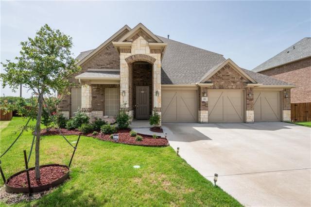 301 Valentino Way, Grand Prairie, TX 75052 (MLS #14064372) :: The Tierny Jordan Network