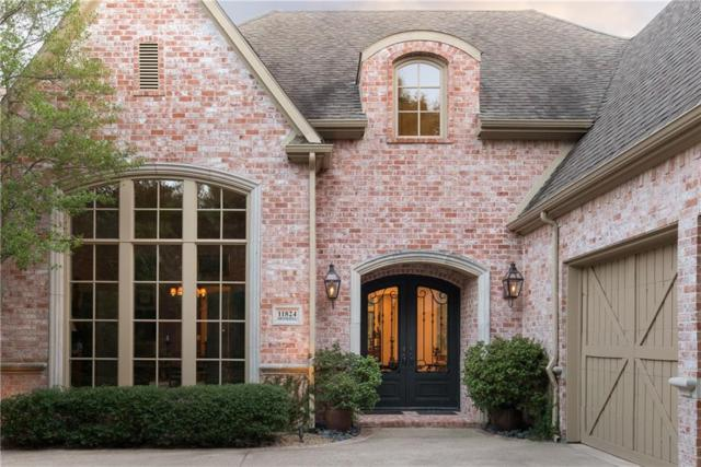 11824 Brookhill Lane, Dallas, TX 75230 (MLS #14064397) :: RE/MAX Town & Country