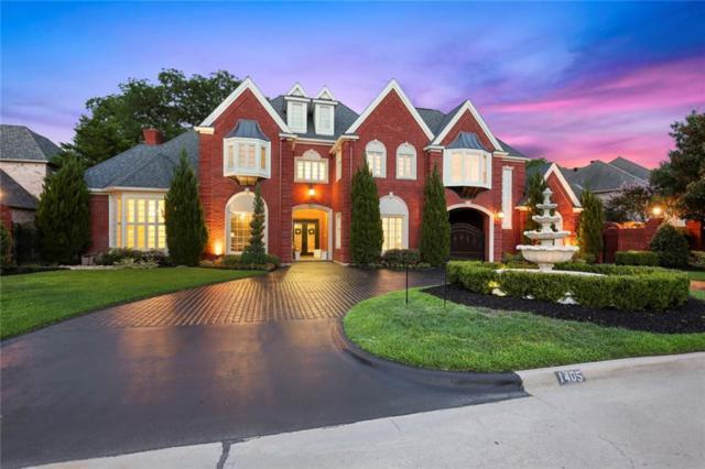 1405 Bentley Court, Southlake, TX 76092 (MLS #14064533) :: Frankie Arthur Real Estate