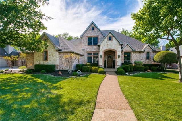 608 Jacob Avenue, Keller, TX 76248 (MLS #14064541) :: Team Hodnett