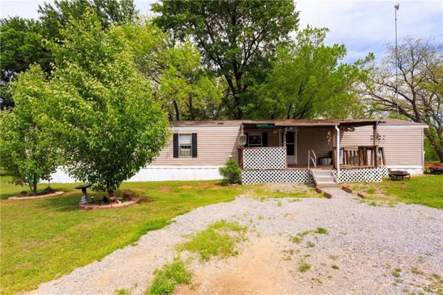 1118 Eastline Road, Bells, TX 75414 (MLS #14064553) :: The Tierny Jordan Network