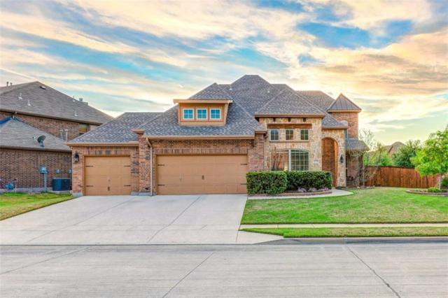 12729 Homestretch Drive, Fort Worth, TX 76244 (MLS #14064614) :: The Heyl Group at Keller Williams