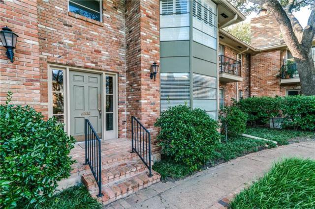 6108 Averill Way 6108B, Dallas, TX 75225 (MLS #14064673) :: Team Hodnett
