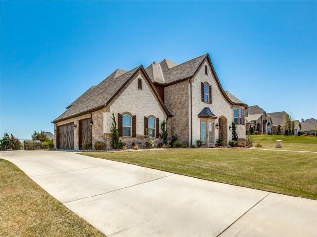 149 Creek Wood Drive, Aledo, TX 76008 (MLS #14064701) :: RE/MAX Town & Country