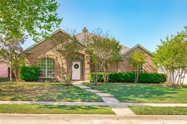 11906 Amber Valley Drive, Frisco, TX 75035 (MLS #14064722) :: RE/MAX Town & Country