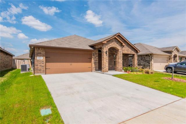 2604 Clarks Mill Lane, Fort Worth, TX 76123 (MLS #14064734) :: RE/MAX Town & Country