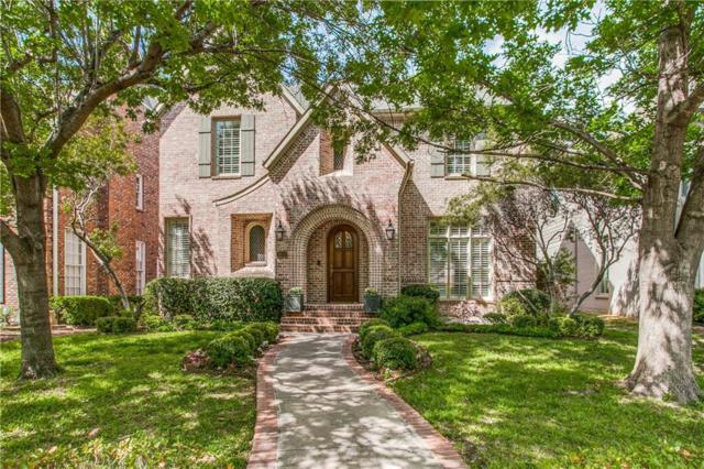 3212 Stanford Avenue, University Park, TX 75225 (MLS #14064780) :: RE/MAX Town & Country