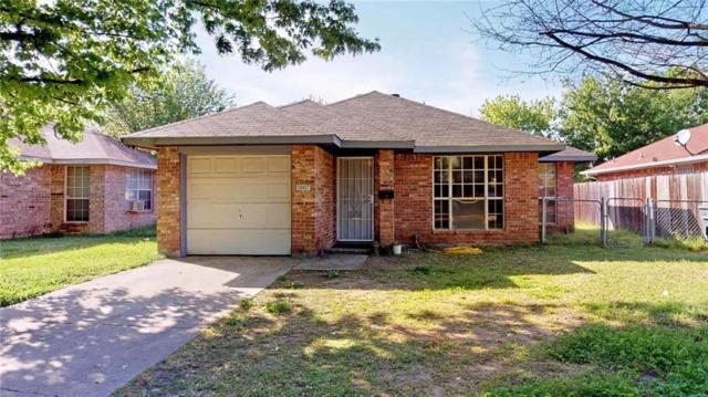 3807 Marshall Drive, Dallas, TX 75210 (MLS #14064809) :: The Heyl Group at Keller Williams