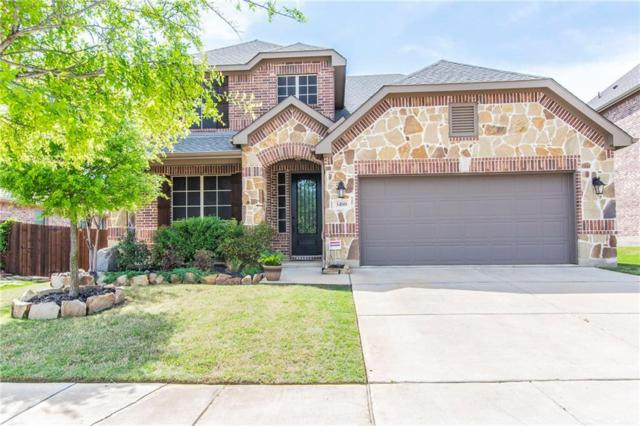 3400 Glen Crest Lane, Denton, TX 76208 (MLS #14064842) :: The Heyl Group at Keller Williams