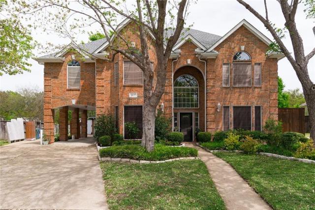1617 Loblolly Court, Flower Mound, TX 75028 (MLS #14064874) :: The Paula Jones Team   RE/MAX of Abilene