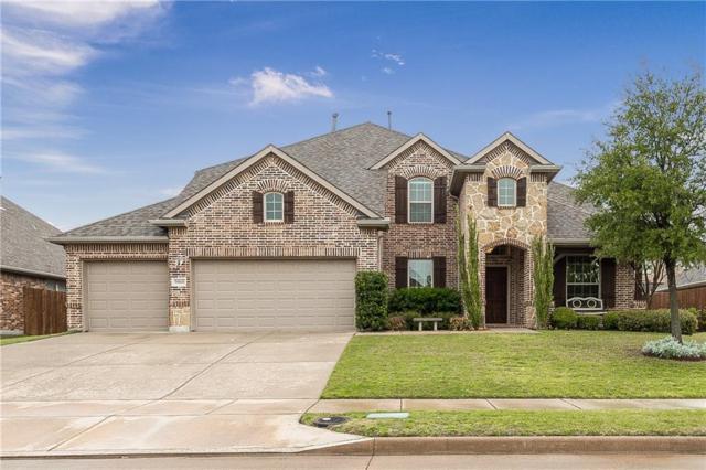 9868 Crown Ridge Drive, Frisco, TX 75035 (MLS #14064928) :: Frankie Arthur Real Estate