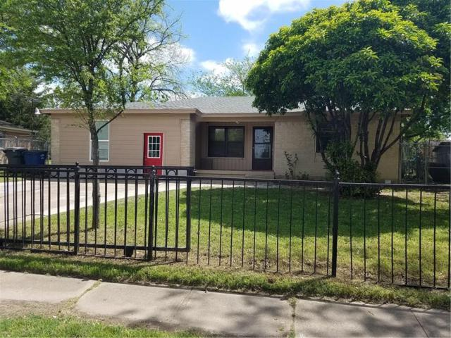 2038 Greendale Drive, Dallas, TX 75217 (MLS #14064977) :: RE/MAX Town & Country