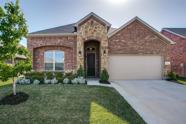 4001 Wavertree Road, Frisco, TX 75036 (MLS #14064979) :: RE/MAX Town & Country