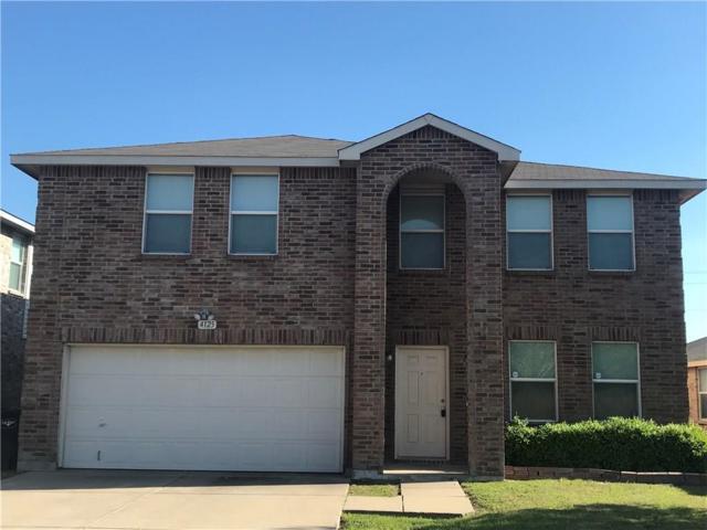 4125 German Pointer Way, Fort Worth, TX 76123 (MLS #14064989) :: Baldree Home Team