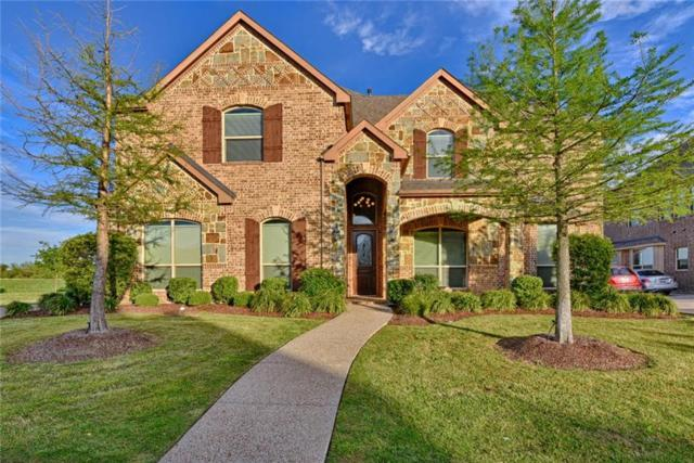 2823 Mona Vale Road, Trophy Club, TX 76262 (MLS #14065032) :: RE/MAX Town & Country