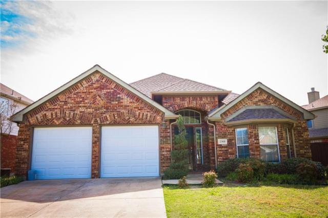 2508 Persimmon Drive, Little Elm, TX 75068 (MLS #14065065) :: The Chad Smith Team