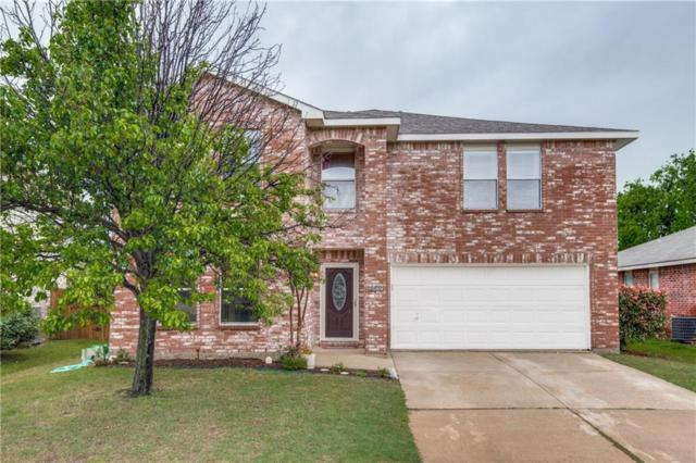 2400 Chestnut Drive, Little Elm, TX 75068 (MLS #14065074) :: The Good Home Team