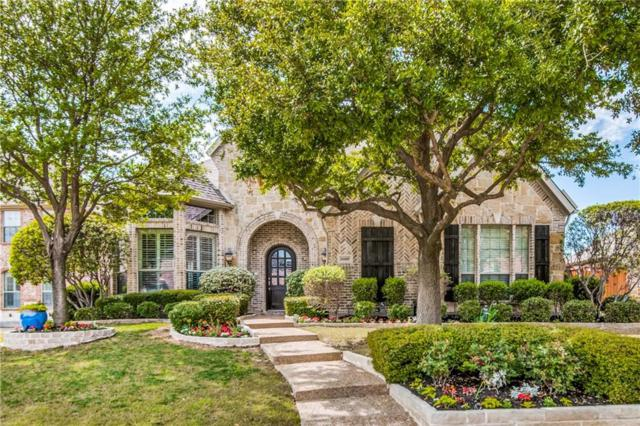 10817 Silver Dollar Drive, Frisco, TX 75033 (MLS #14065174) :: The Heyl Group at Keller Williams