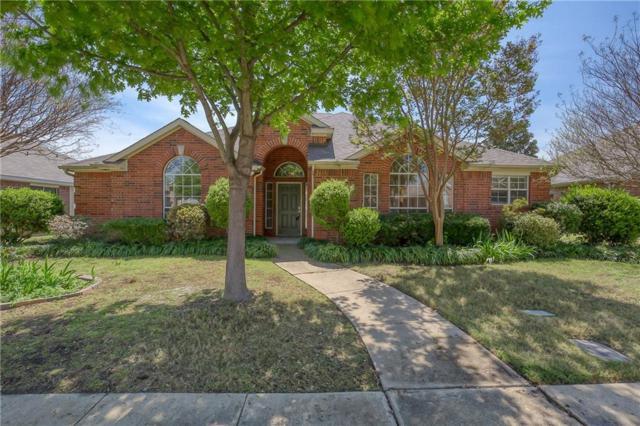 1012 Columbia Drive, Lewisville, TX 75067 (MLS #14065188) :: The Heyl Group at Keller Williams