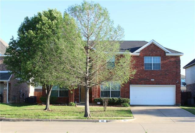 305 Deer Lake Drive, Fort Worth, TX 76140 (MLS #14065210) :: The Heyl Group at Keller Williams