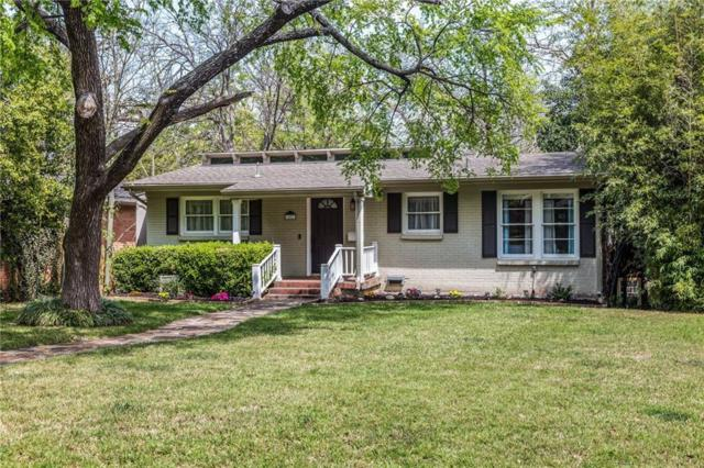 3421 Worth Hills Drive, Fort Worth, TX 76109 (MLS #14065226) :: The Mitchell Group