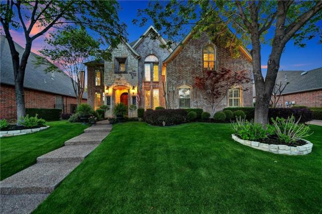 1338 Montgomery Lane, Southlake, TX 76092 (MLS #14065274) :: The Heyl Group at Keller Williams