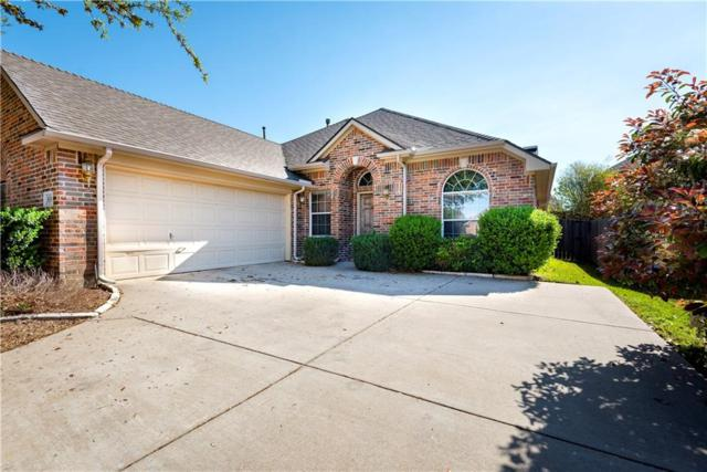 8394 Davis Drive, Frisco, TX 75036 (MLS #14065303) :: RE/MAX Town & Country