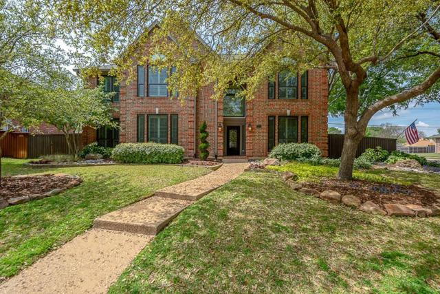 123 Westwind Drive, Coppell, TX 75019 (MLS #14065314) :: The Heyl Group at Keller Williams