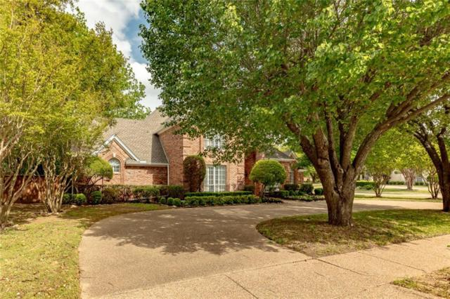 7203 Belle Meade Drive, Colleyville, TX 76034 (MLS #14065325) :: Frankie Arthur Real Estate