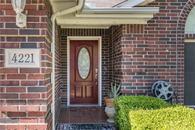 4221 Vincent Terrace, Haltom City, TX 76137 (MLS #14065338) :: Frankie Arthur Real Estate
