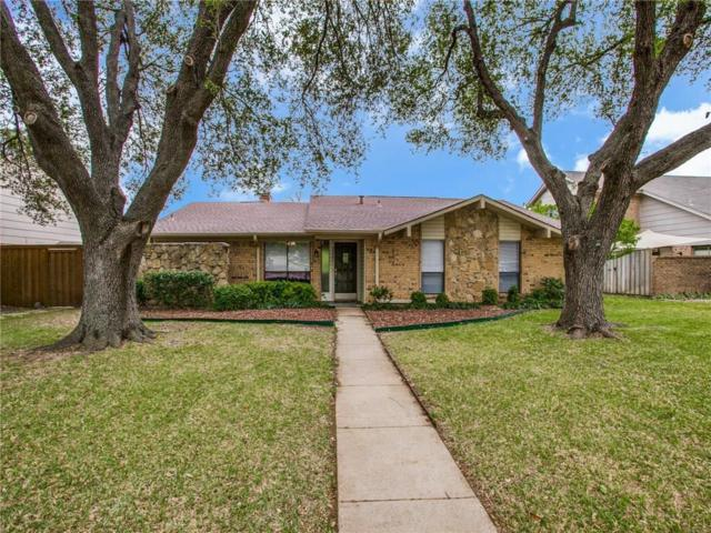 1206 Westminster Drive, Richardson, TX 75081 (MLS #14065369) :: The Heyl Group at Keller Williams