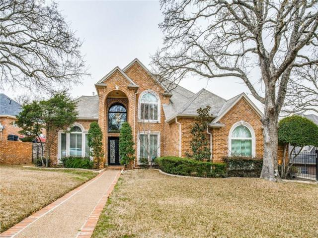 3014 Iron Stone Court, Arlington, TX 76006 (MLS #14065401) :: RE/MAX Town & Country