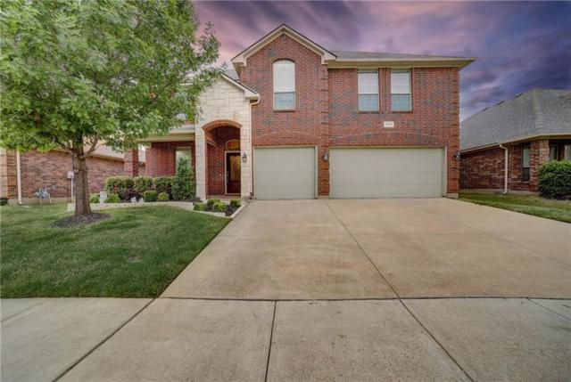 7608 White Fawn Road, Arlington, TX 76002 (MLS #14065404) :: NewHomePrograms.com LLC