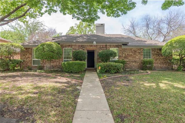 1621 Meadowglen Lane, Mesquite, TX 75150 (MLS #14065409) :: The Tierny Jordan Network