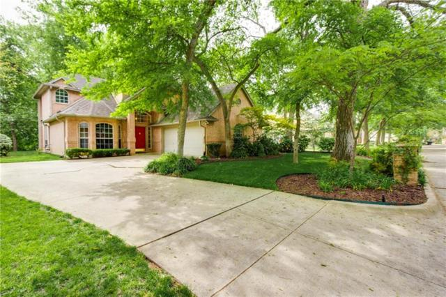 5844 Forest Bend Place, Fort Worth, TX 76112 (MLS #14065448) :: The Heyl Group at Keller Williams