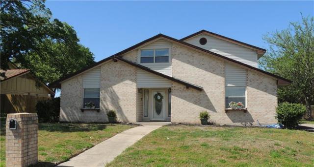 7636 Lake Highlands Drive, Fort Worth, TX 76179 (MLS #14065476) :: The Tierny Jordan Network