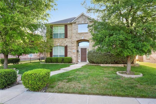 7357 Creekmere Drive, Frisco, TX 75035 (MLS #14065525) :: Kimberly Davis & Associates